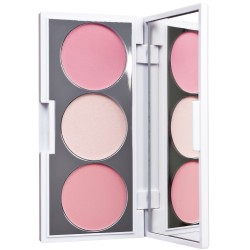 NEW CID i-cheek Blusher Trío 9102 Pink