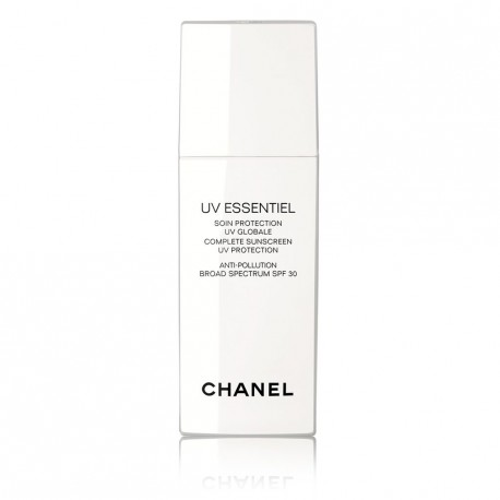 CHANEL UV Essentiel Tratamiento Diario Protección UV Global Antipolución SPF 30