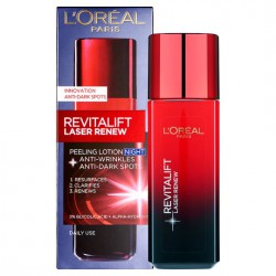 L'Oreal REVITALIFT Laser X3 Loción NOCHE Peeling 125 ml