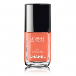 CHANEL Le Vernis 307 Orange Fizz