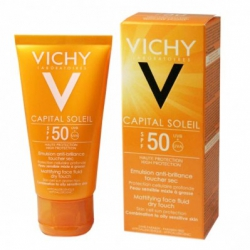 VICHY Capital Soleil SPF 50 Piel Mixta a Grasa 50 ml