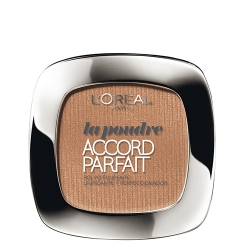 L'Oreal Accord Perfect Polvo fundente 6.D/6.W Miel /Honey