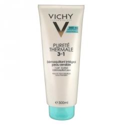 VICHY Pureté Thermal Desmaquillante Integral 3 en 1 Pieles Sensibles 300 ml