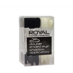 ROYAL Cosmetic Connections 25 Double Ended Eye Shadow Applicators