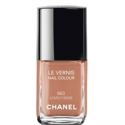 CHANEL Le Vernis 663 Lovely Beige