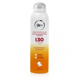Be + Fotoprotector SPF 30 Transparente Corporal 200 ml