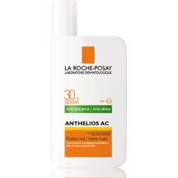 LA ROCHE-POSAY Anthelios AC Spf 30 Fluido Mate Anti-Brillos 50 ml