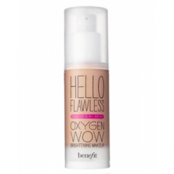 Benefit HELLO Flawless Oxygen Wow Brightening spf 25 Make-Up BEIGE 30 ml