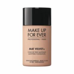 MAKE UP FOREVER Mat Velvet + Fondo Maquillaje 30 Porcelain 30 ml