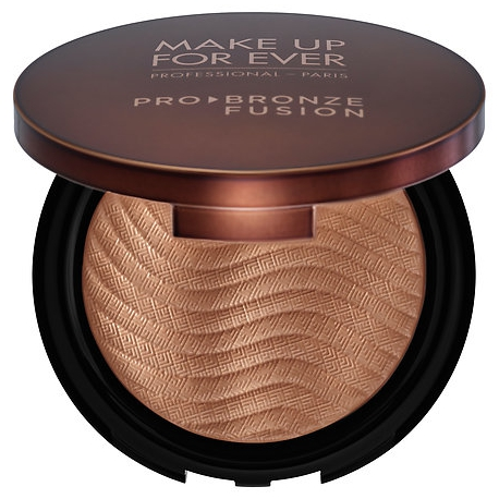 Make Up For Ever Pro Bronze Fusion 15I Soft Iridescent Amber waterproof 11 gr