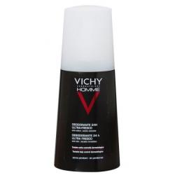 VICHY Homme Desodorante 24 H Ultra-Fresco 100 ml