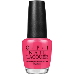 "OPI "" Charged up Cherry "" Esmalte Uñas 15 ml"