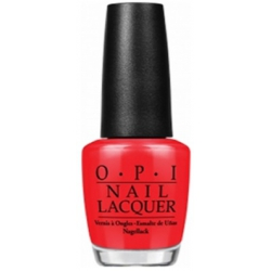 "OPI "" I Stop for Red "" Esmalte Uñas 15 ml"