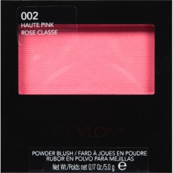 REVLON Powder Blush Colorete 002 Haute Pink