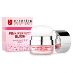 ERBORIAN Pink Perfect Blush Colorete Rosado