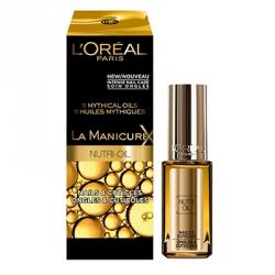 L'Oreal La Manicure Nutri-Oil Uñas y Cutículas 5 ml