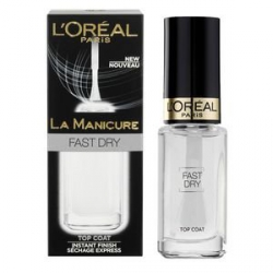 L'Oreal La Manicure Fast Dry Top Coat 5 ml