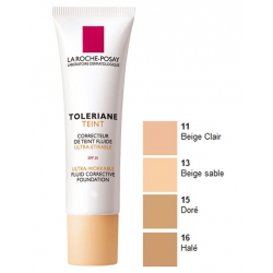 La Roche Posay Toleriane Fondo de Maquillaje Corrector Fluido 15 Doré Golden