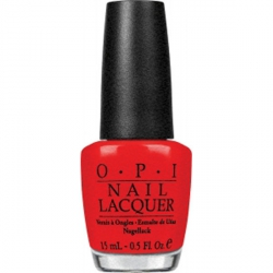 "OPI ""Red my Fortune Cookie"" Esmalte Uñas 15 ml"