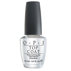 "OPI ""Top Coat"" Capa Superior 15 ml"