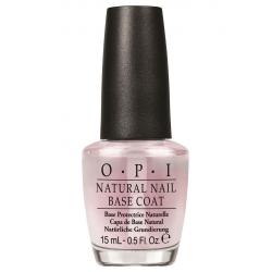 "OPI ""Natural Nail Base Coat"" Base de Uñas 15 ml"