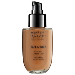 MAKE UP FOREVER Face & Body Fluido 32 Alabaster Beige 50 ml