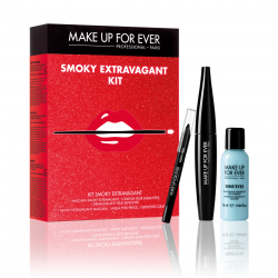 Make Up For Ever Smoky Extravagant Kit