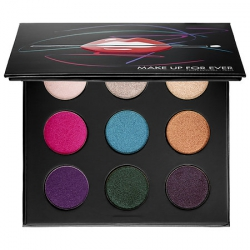 Make Up For Ever Artist Shadows 2 Palette 9 Artist Shadow