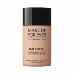 MAKE UP FOREVER Mat Velvet + Fondo Maquillaje 65 Golden Beige 30 ml