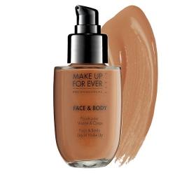 MAKE UP FOREVER Face & Body Fluido 42 Honey 50 ml