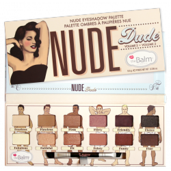 The Balm Nude Dude Palette Volume 2