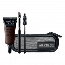 Make Up For Ever Aqua Brow Kit 30 Dark Brown