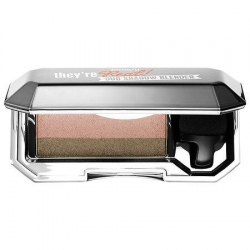 BENEFIT they're real! duo eyeshadow blender Kinky Khaki