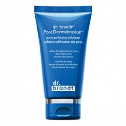 Dr. Brandt Pores No More Poredermabrasion Exfoliante minimizador de poros