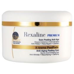 Rexaline X-Treme PeelPads Tratamiento Exfoliante Antiedad 30 discos x 2ml