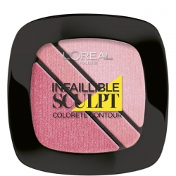 L'Oreal Blush Sculpt 201 Soft Rosy