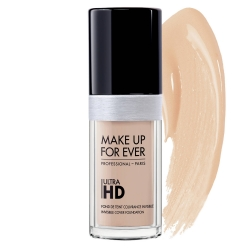 MAKE UP FOREVER Ultra HD Fondo Maquillaje Y215 Jaune Albâtre 30 ml