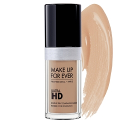 MAKE UP FOREVER Ultra HD Fondo Maquillaje Y335 Sable Foncé 30 ml