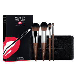 Make Up For Ever Brush Set 4 Pinceles de Viaje