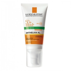 LA ROCHE-POSAY Anthelios XL Spf 50 Gel Crema Toque Seco con COLOR 50 ml