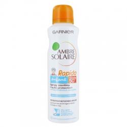 Garnier Ambre Solaire Delial Rapido Niños Spray SPF 50+ 150 ml