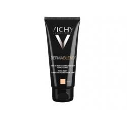 VICHY Dermablend Fondo de Maquillaje Corrector CUERPO Claro 100 ml