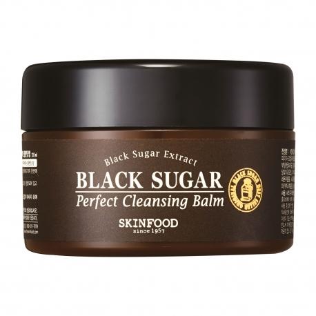 SKINFOOD Black Sugar Perfect Cleansing Balm Bálsamo limpiador 100 ml