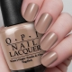 "OPI "" Over The Taupe "" Esmalte Uñas 15 ml"