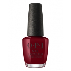 "OPI "" Got the Blues for Red "" Esmalte Uñas 15 ml"