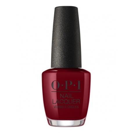 "OPI "" Got the Blues for Red "" Esmalte Uñas 15 ml"
