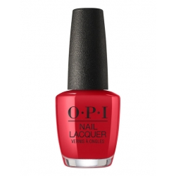 "OPI "" Color So Hot It Berns "" Esmalte Uñas 15 ml"