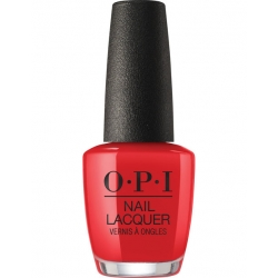"OPI "" Red my Fortune Cookie "" Esmalte Uñas 15 ml"