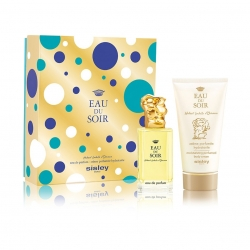 SISLEY Cofre Eau du Soir 100ml y crème parfumée hydratante Eau du Soir 150ml
