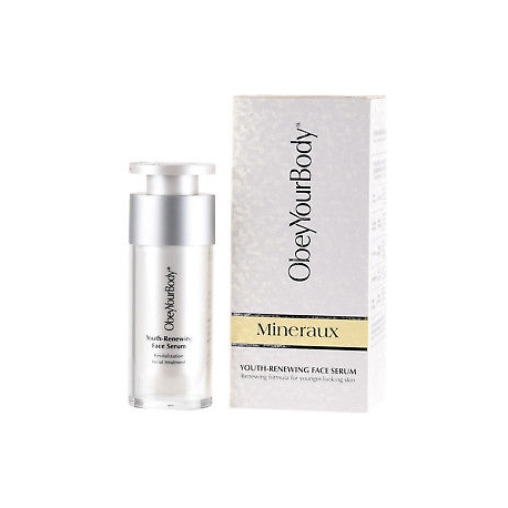Obey Your Body Mineraux Youth Renewing Face Serum 30 ml